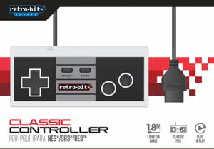 Bilde av Retro-Bit Classic Controller For NES