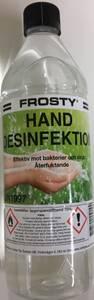 Bilde av Hånddesinfeksjon 70% 1000ml Frosty