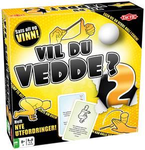 Bilde av Vil Du Vedde? 2 Tactic - Norsk Utgave