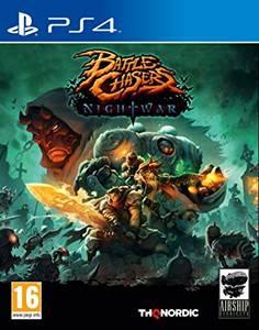 Bilde av Battle Chasers - Nightwar (PS4)