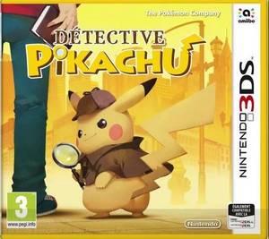 Bilde av Detective Pikachu (3DS)