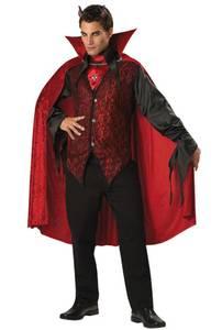 Bilde av Djevel Lord Kostyme Til Voksne One Size