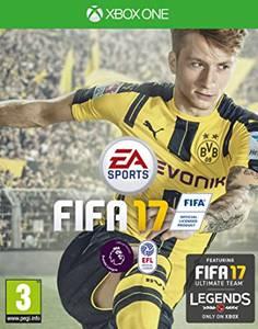 Bilde av FIFA 17 (Xbox One)