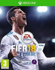 Bilde av FIFA 18 (Xbox One)