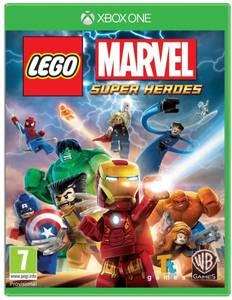 Bilde av LEGO Marvel Super Heroes (Xbox One)