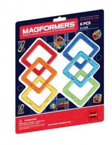 Bilde av Magformers 6 Deler