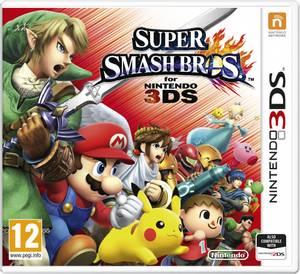 Bilde av Super Smash Bros. (3DS)
