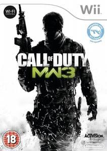 Bilde av Call Of Duty - Modern Warfare 3 (Wii)