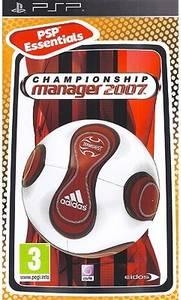 Bilde av Championship Manager 2007 (PSP Essentials) (PSP)