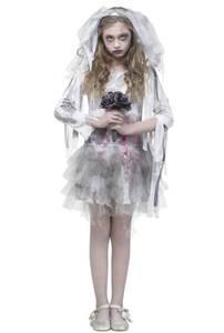 Bilde av Zombie Brud Kostyme Til Ungdom 14+