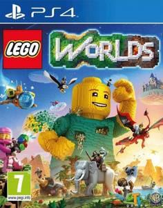 Bilde av LEGO Worlds (PS4)