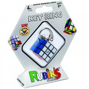 Bilde av Rubiks Kube Nøkkelring