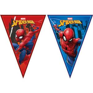 Bilde av Flaggbanner Marvel Spider-Man 2,3 Meter