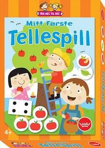 Bilde av Egmont FMTD Mitt Første Tellespill - Norsk Utgave