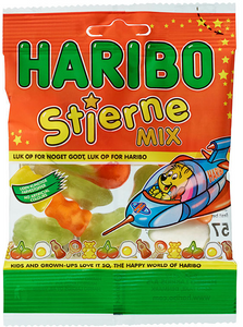 Bilde av Haribo Stjerne Mix 57g