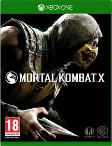 Bilde av Mortal Kombat X (Xbox One)