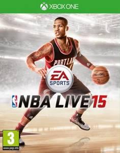 Bilde av NBA Live 15 (Xbox One)
