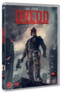 Bilde av Dredd (DVD)