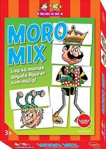 Bilde av Egmont FMTD Moro Mix - Norsk Utgave