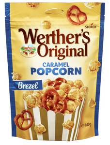 Bilde av Werther`s Original Caramel Popcorn Brezel 140g