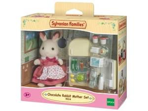 Bilde av Sylvanian Families Chocolate Rabbit Mother Set