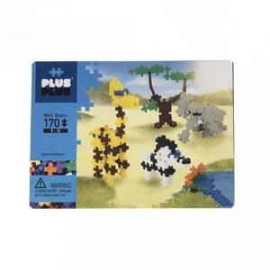 Bilde av Plus Plus Mini Basic Afrikansk Savanne 170 PCS