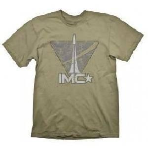 Bilde av T-Skjorte Titanfall - IMC Logo