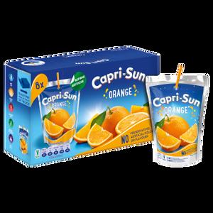 Bilde av Capri-Sun Orange Juice Drink 8x200ml