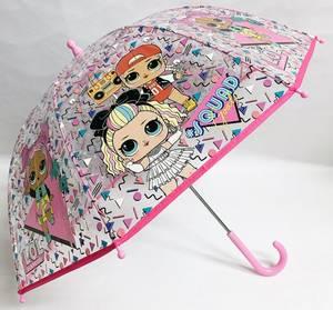 Bilde av Paraply Til Barn LOL Transparent