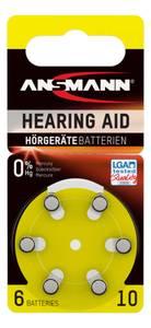 Bilde av Ansmann Høreapparat Batterier AC10