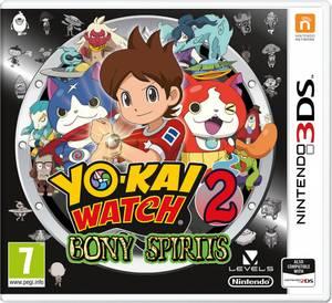 Bilde av Yo-Kai Watch 2 - Bony Spirits (3DS)