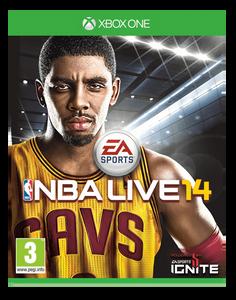Bilde av NBA Live 14 (Xbox One)