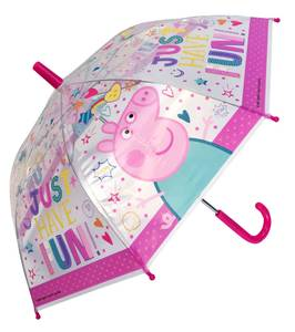 Bilde av Paraply Til Barn Peppa Gris Transparent