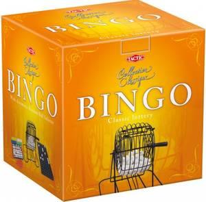 Bilde av Tactic Bingo Collection Classique - Europeisk