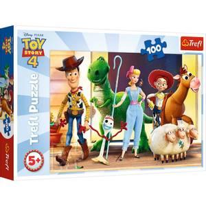 Bilde av Trefl Toy Story 4 Puslespill (100 Brikker)