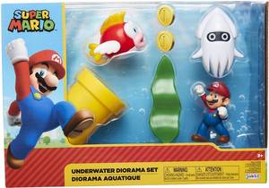 Bilde av Super Mario UnderwaterDiorama Set