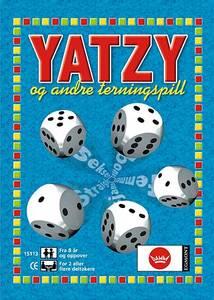 Bilde av Egmont Yatzy Og Andre Terningspill - Norsk Utgave