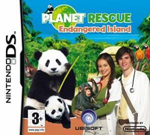 Bilde av Planet Rescue - Endangered Island (NDS)