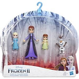 Bilde av Disney Frozen 2 - Family Set 4 pkn