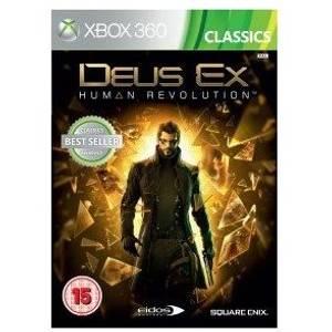 Bilde av Deus Ex - Human Revolution (Classics) (Xbox 360)