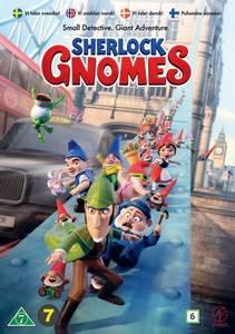 Bilde av Sherlock Gnomes (DVD)