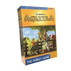 Bilde av Enigma Agricola The Family Game - Nordisk Utgave