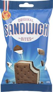 Bilde av Sandwich Bites 80g Candy People