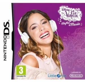 Bilde av Disney Violetta - Rhythm & Music (NDS)