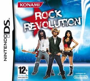 Bilde av Rock Revolution (NDS)