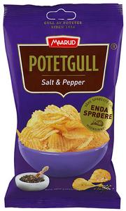 Bilde av Maarud Potetgull Salt & Pepper 40g