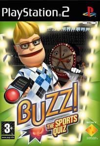 Bilde av Buzz! The Sports Quiz (Engelsk Versjon) (PS2)