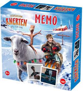 Bilde av Egmont Ekspedisjon Knerten Memo - Norsk Utgave