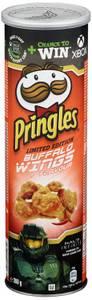 Bilde av Pringles Buffalo Wings200g