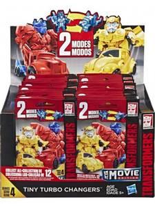 Bilde av Transformers Tiny Turbo Changers Serie 4